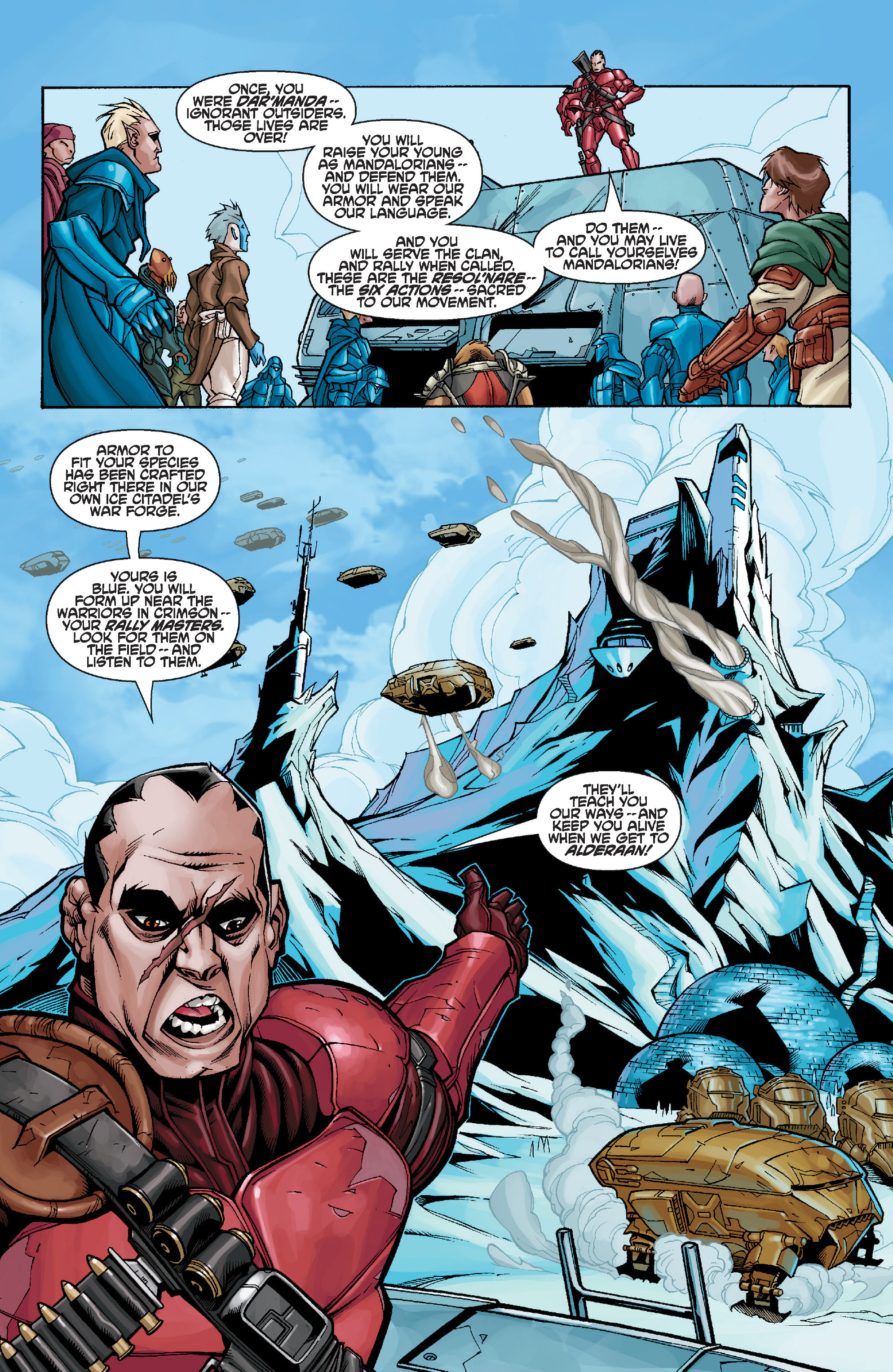 Read online Star Wars Omnibus comic -  Issue # Vol. 32 - 176
