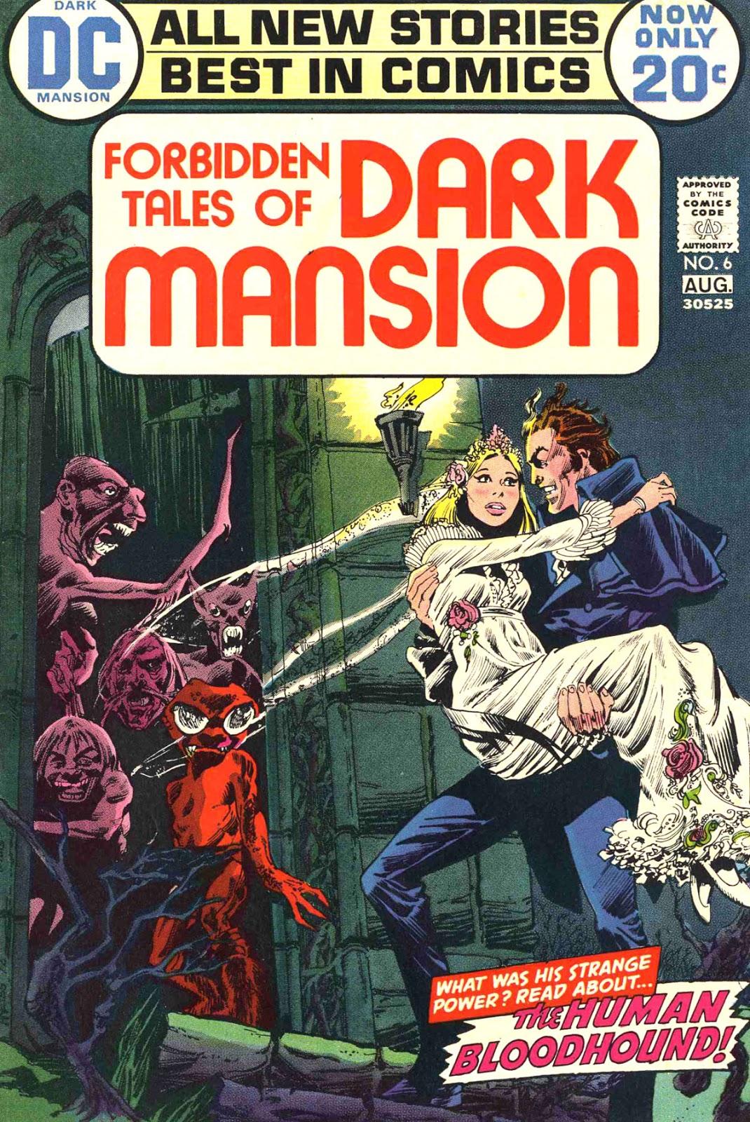 Forbidden Tales of Dark Mansion 6 Page 1