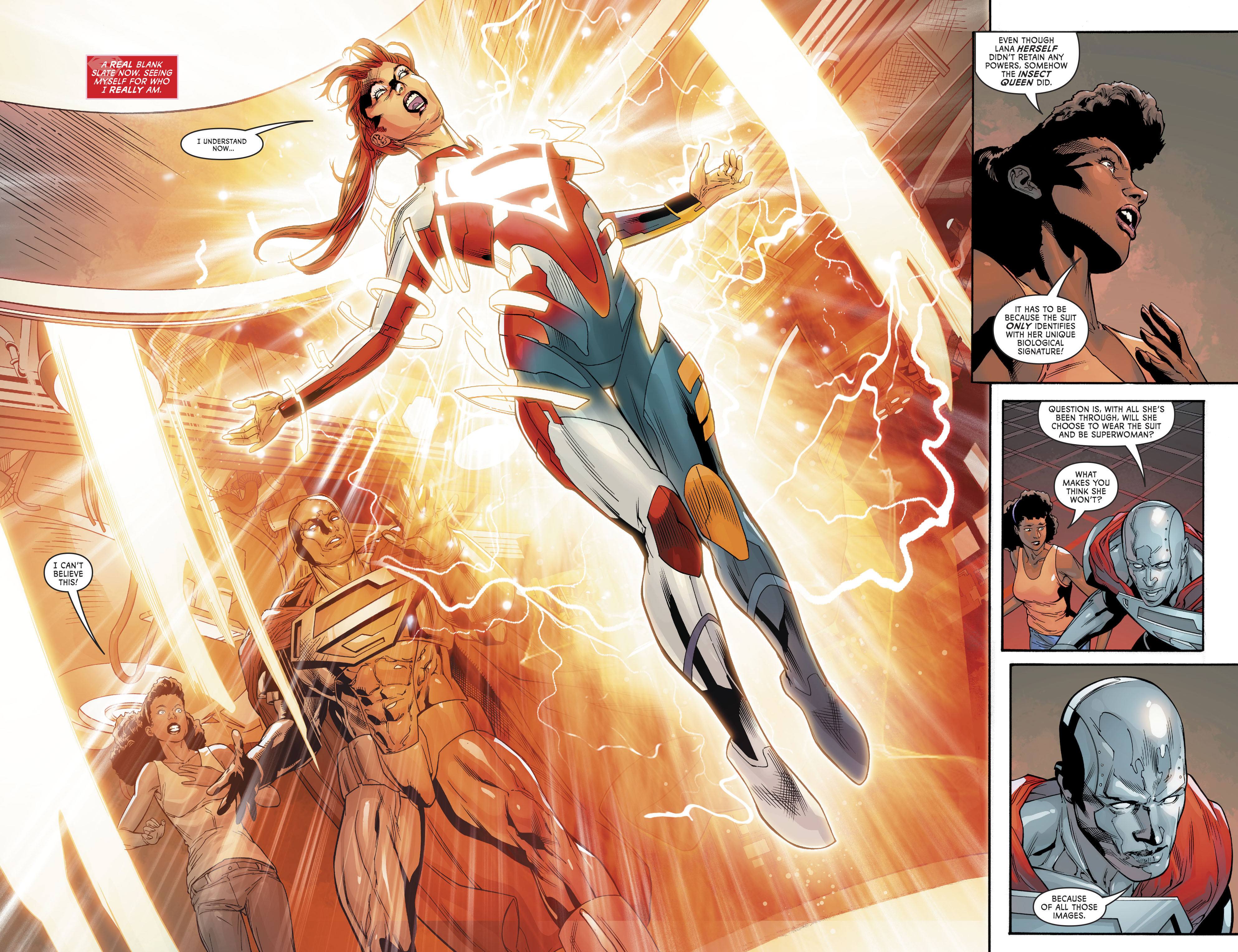 Read online Superwoman comic -  Issue #10 - 18