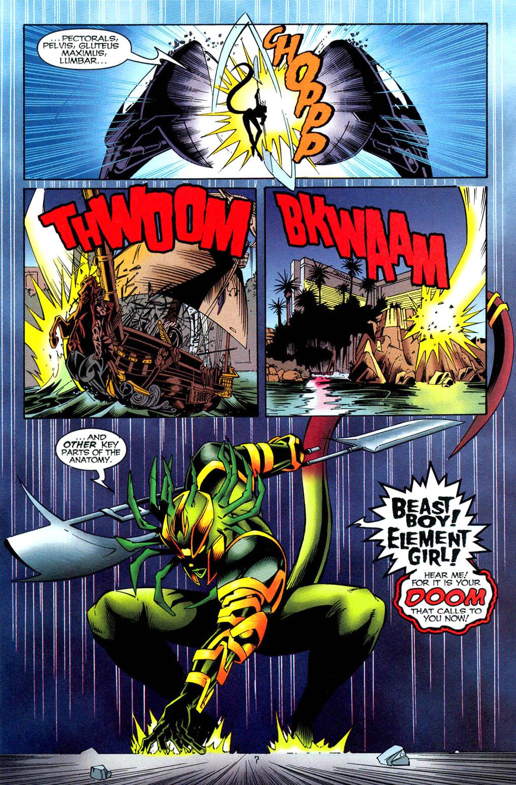 Read online Tangent Comics/ Wonder Woman comic -  Issue # Full - 8