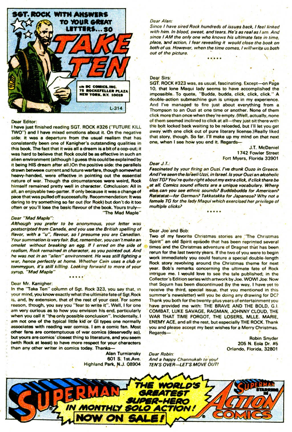 Read online Sgt. Rock comic -  Issue #332 - 21