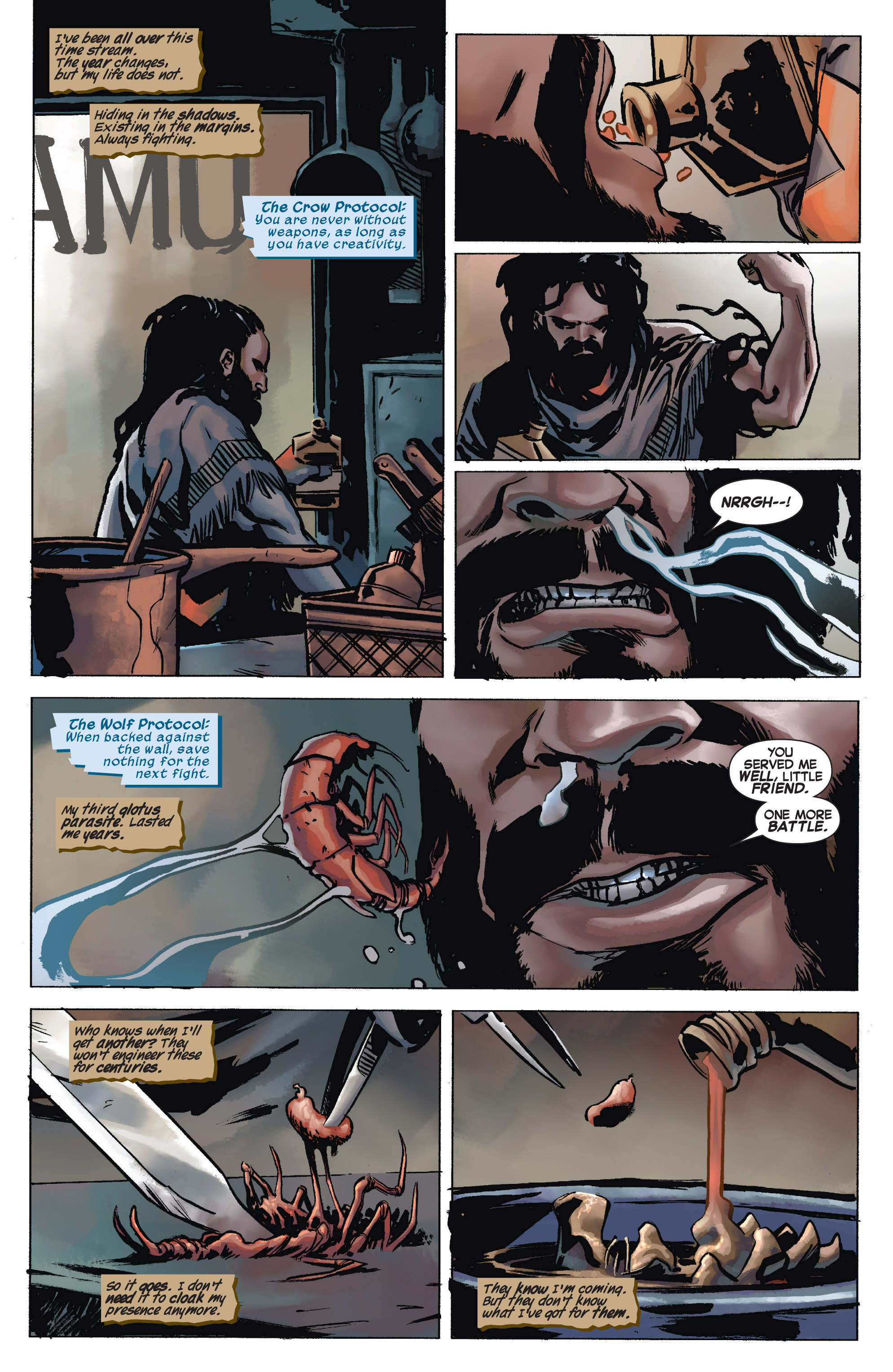 Read online Uncanny X-Force (2013) comic -  Issue #11 - 8