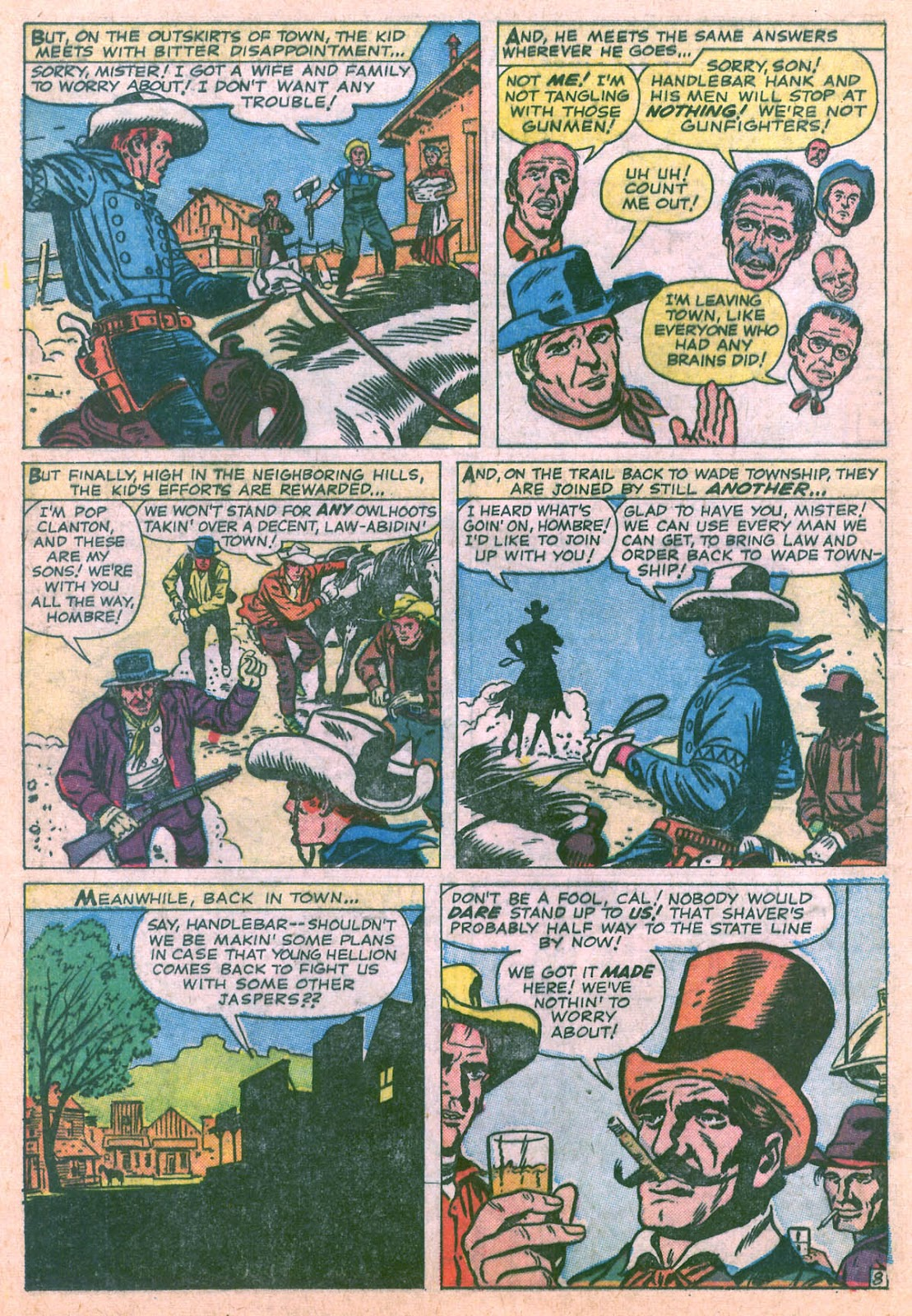 The Rawhide Kid (1955) issue 36 - Page 12