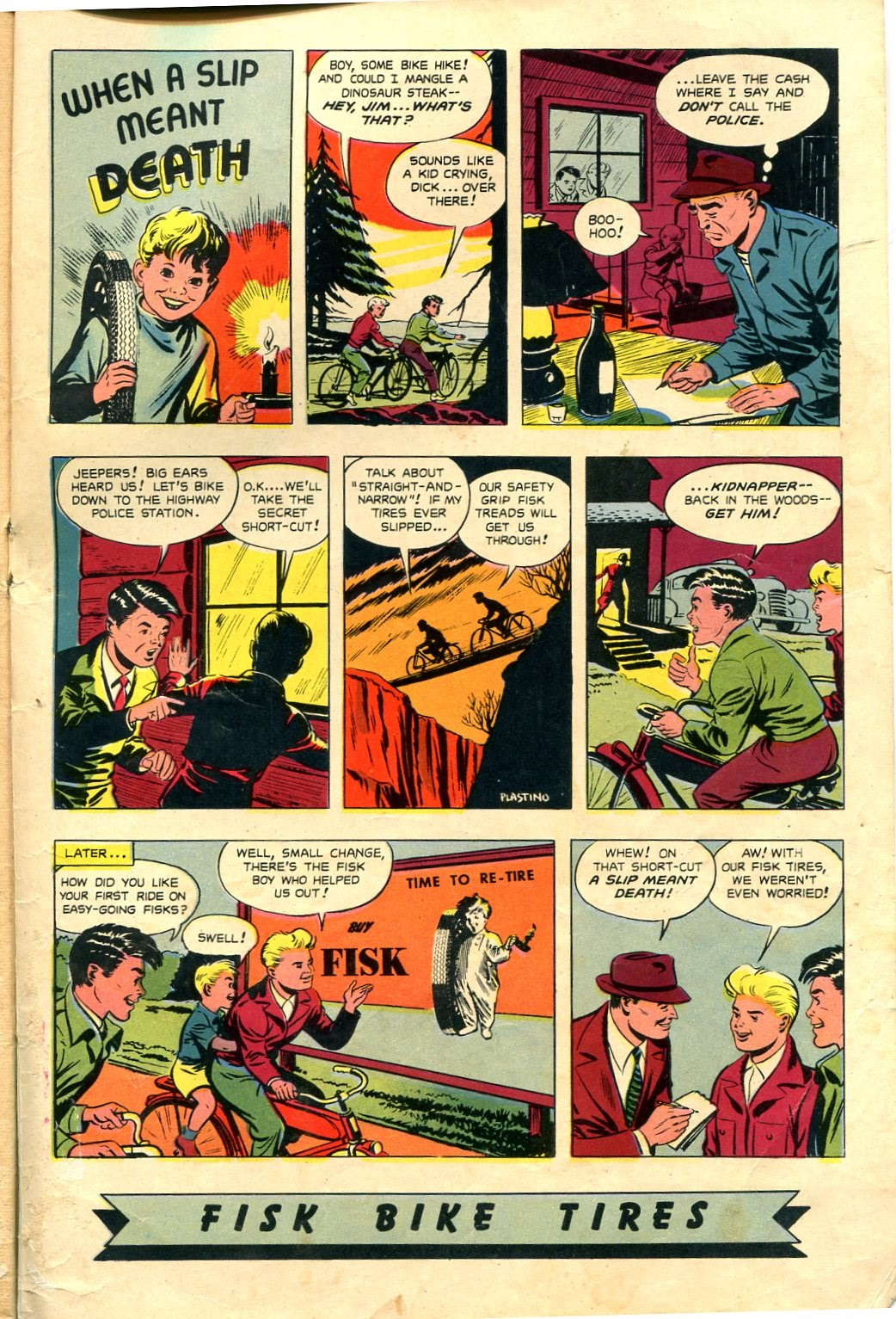 Read online Famous Funnies comic -  Issue #154 - 51