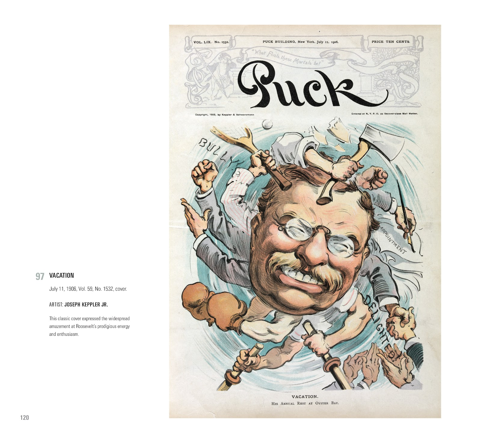 Read online What Fools These Mortals Be!: The Story of Puck Magazine comic -  Issue # TPB (Part 2) - 20