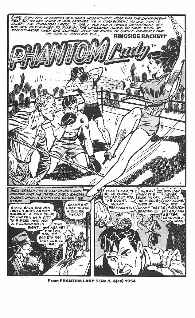 Read online Golden-Age Men of Mystery comic -  Issue #2 - 38