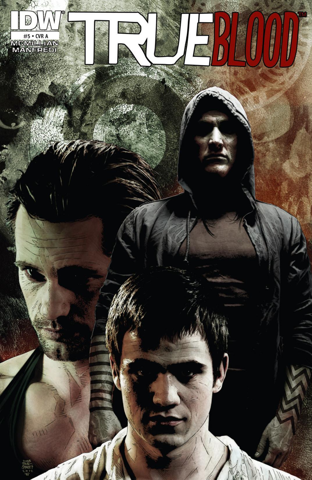 Read online True Blood (2012) comic -  Issue #5 - 1