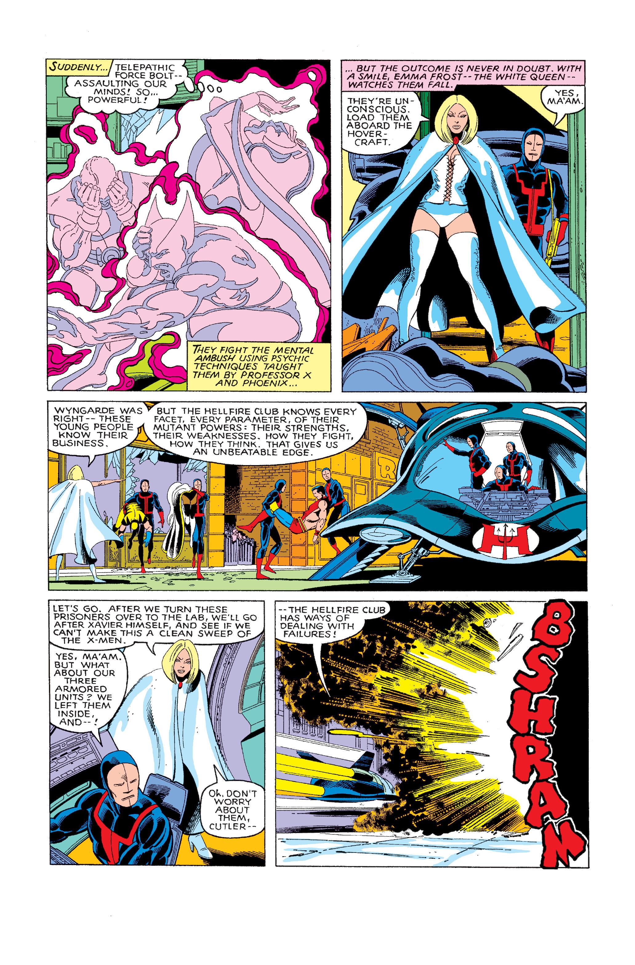 Read online Uncanny X-Men (1963) comic -  Issue #129 - 17