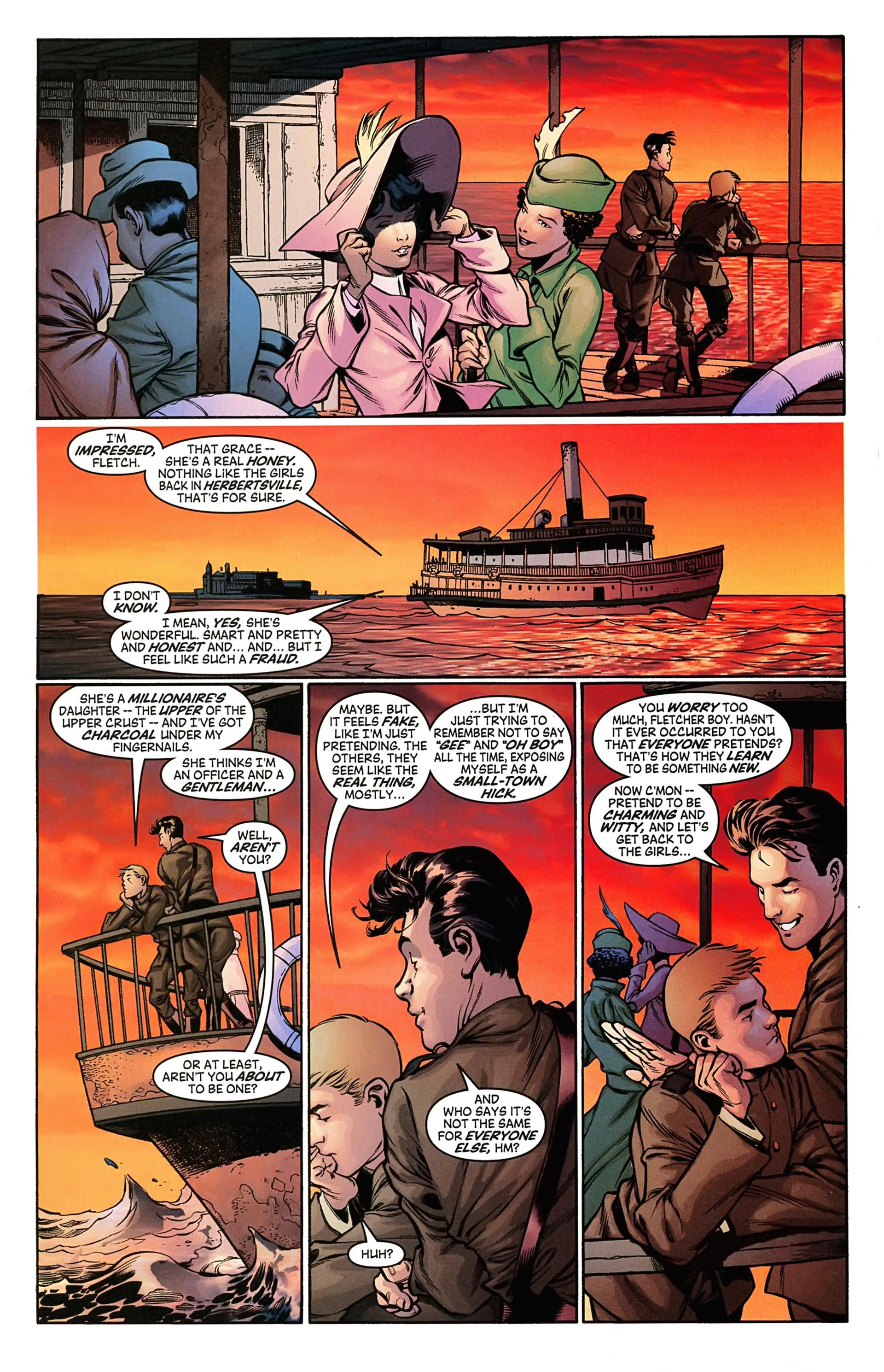 Read online Arrowsmith comic -  Issue #2 - 13