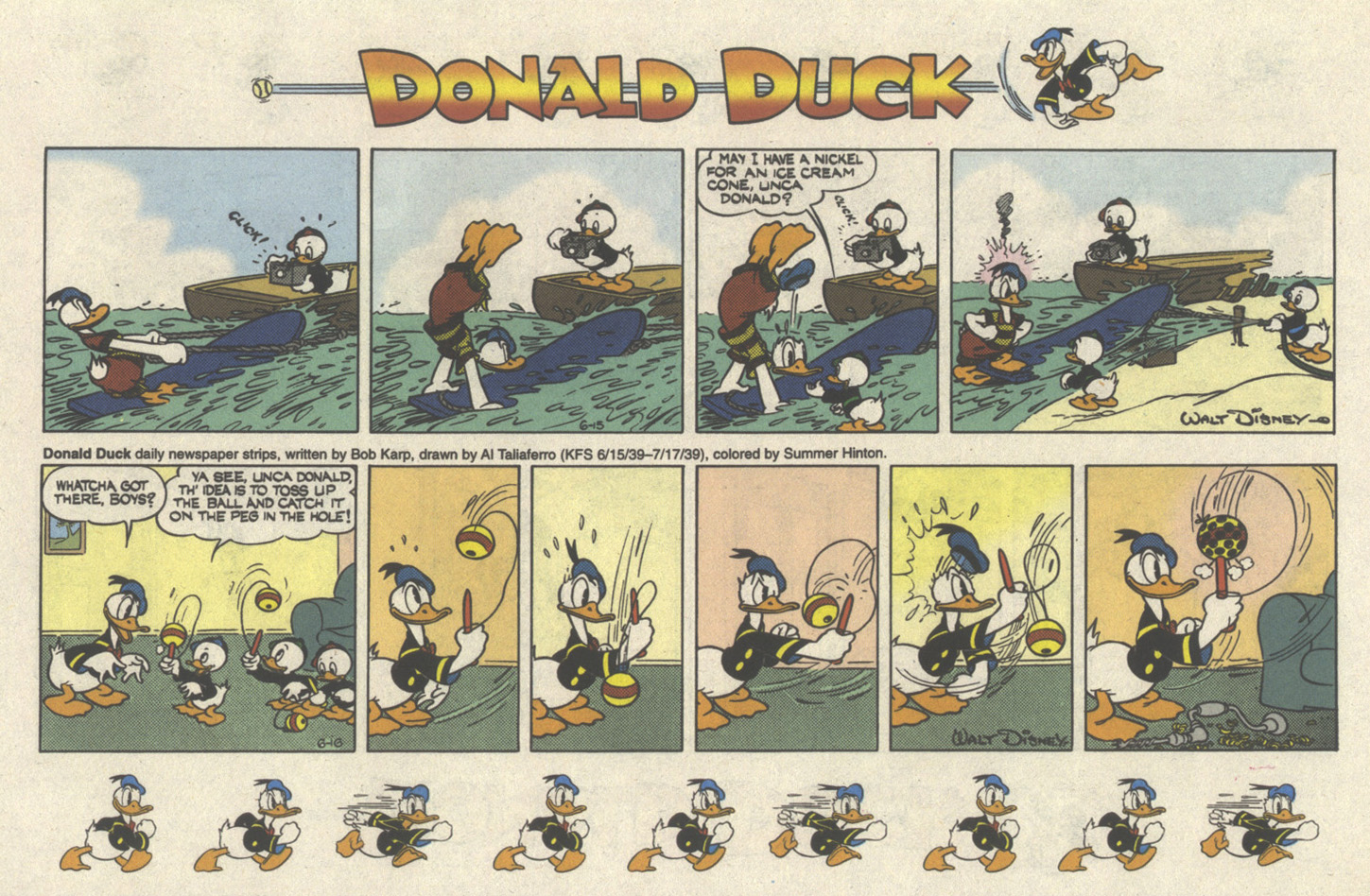 Walt Disney's Donald Duck (1986) issue 298 - Page 13