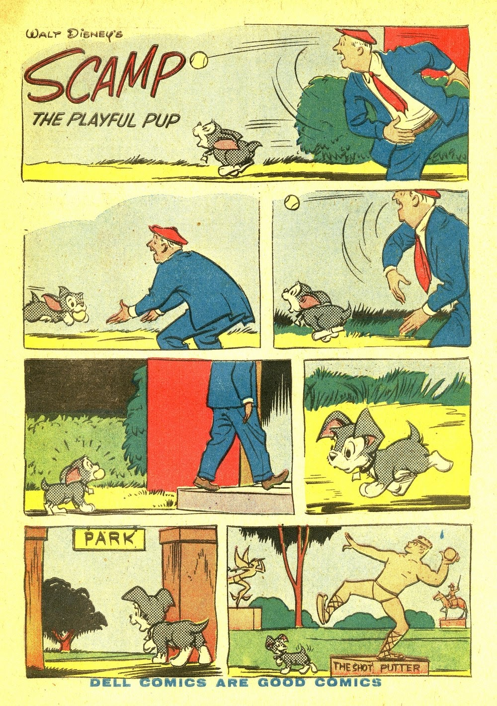 Scamp (1958) issue 15 - Page 34