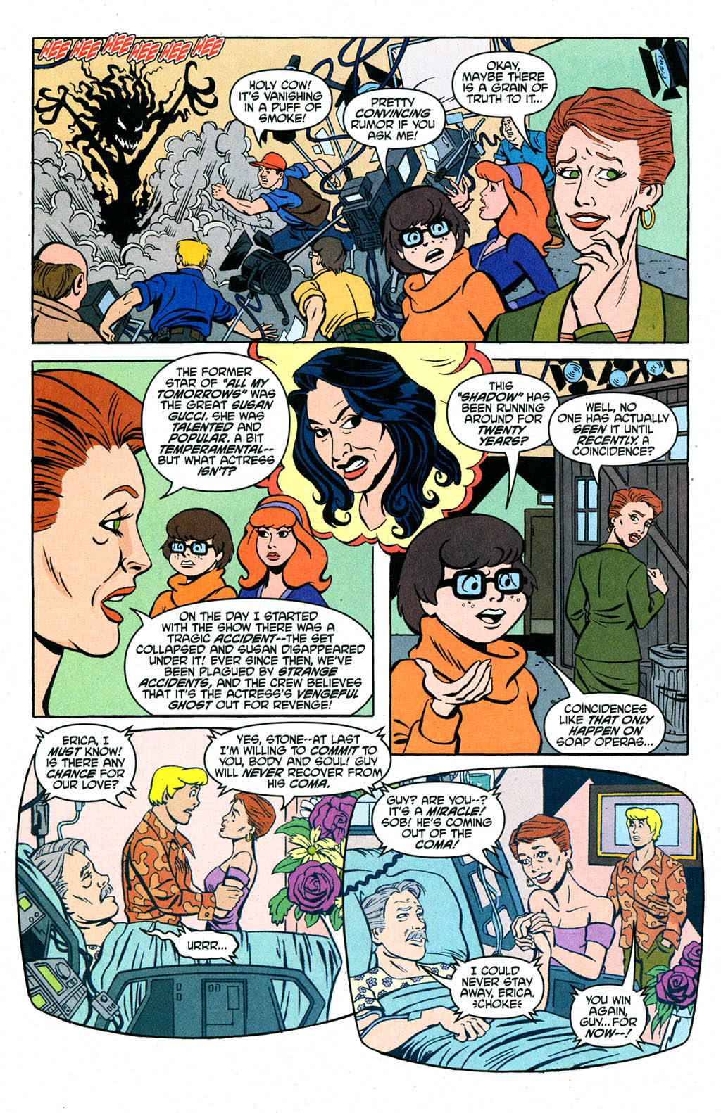 Read online Scooby-Doo (1997) comic -  Issue #90 - 7