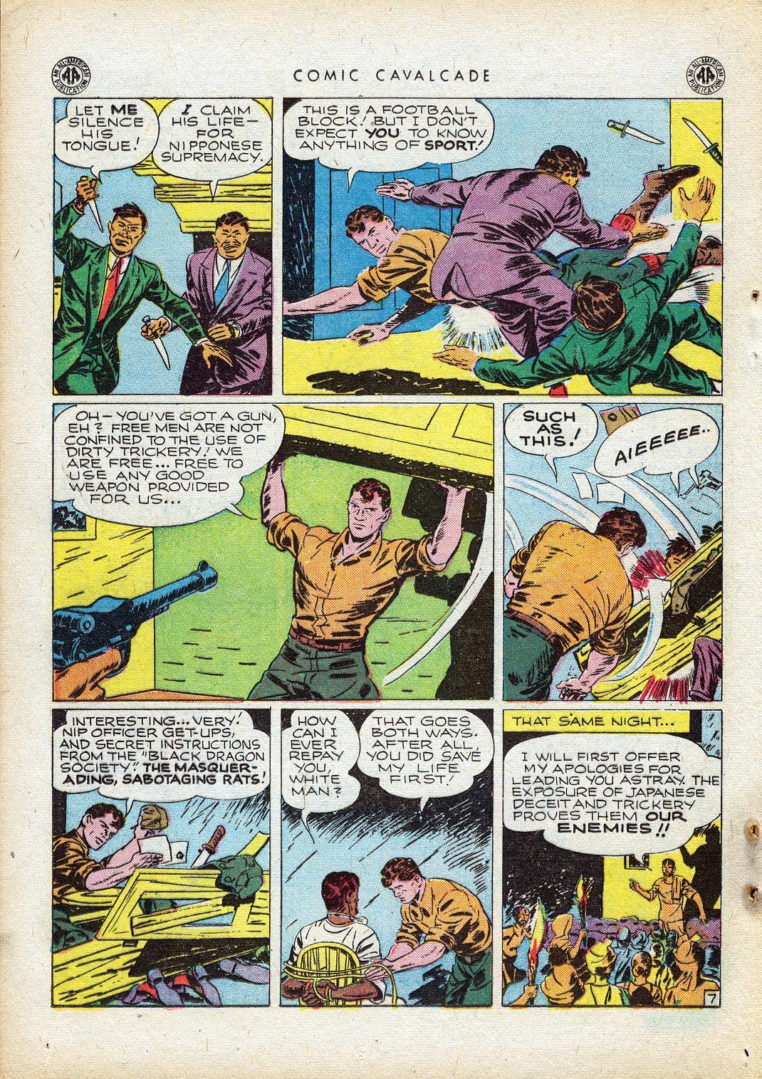 Comic Cavalcade issue 10 - Page 67