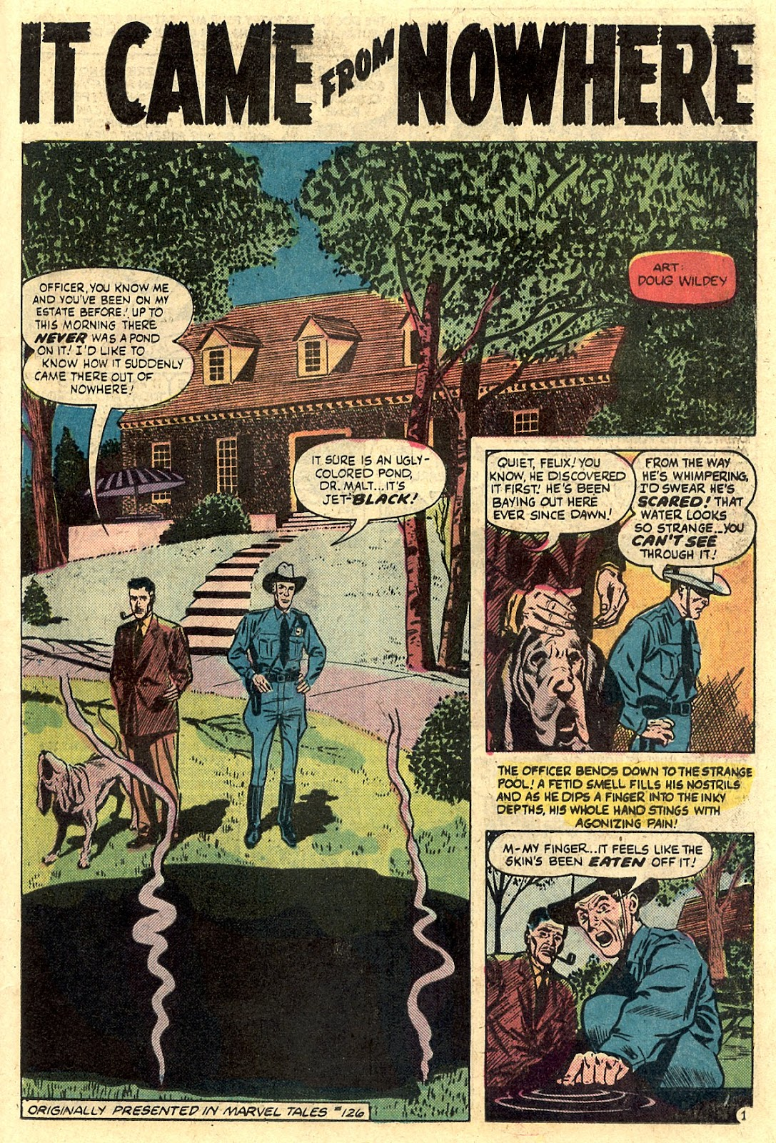 Journey Into Mystery (1972) issue 14 - Page 19
