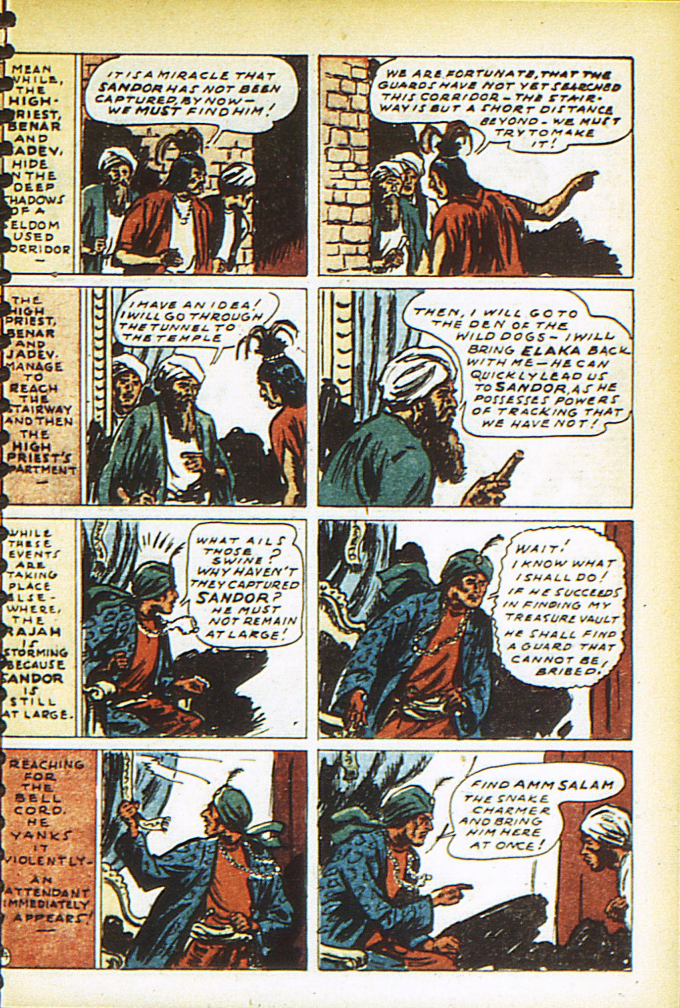 Read online Adventure Comics (1938) comic -  Issue #26 - 62