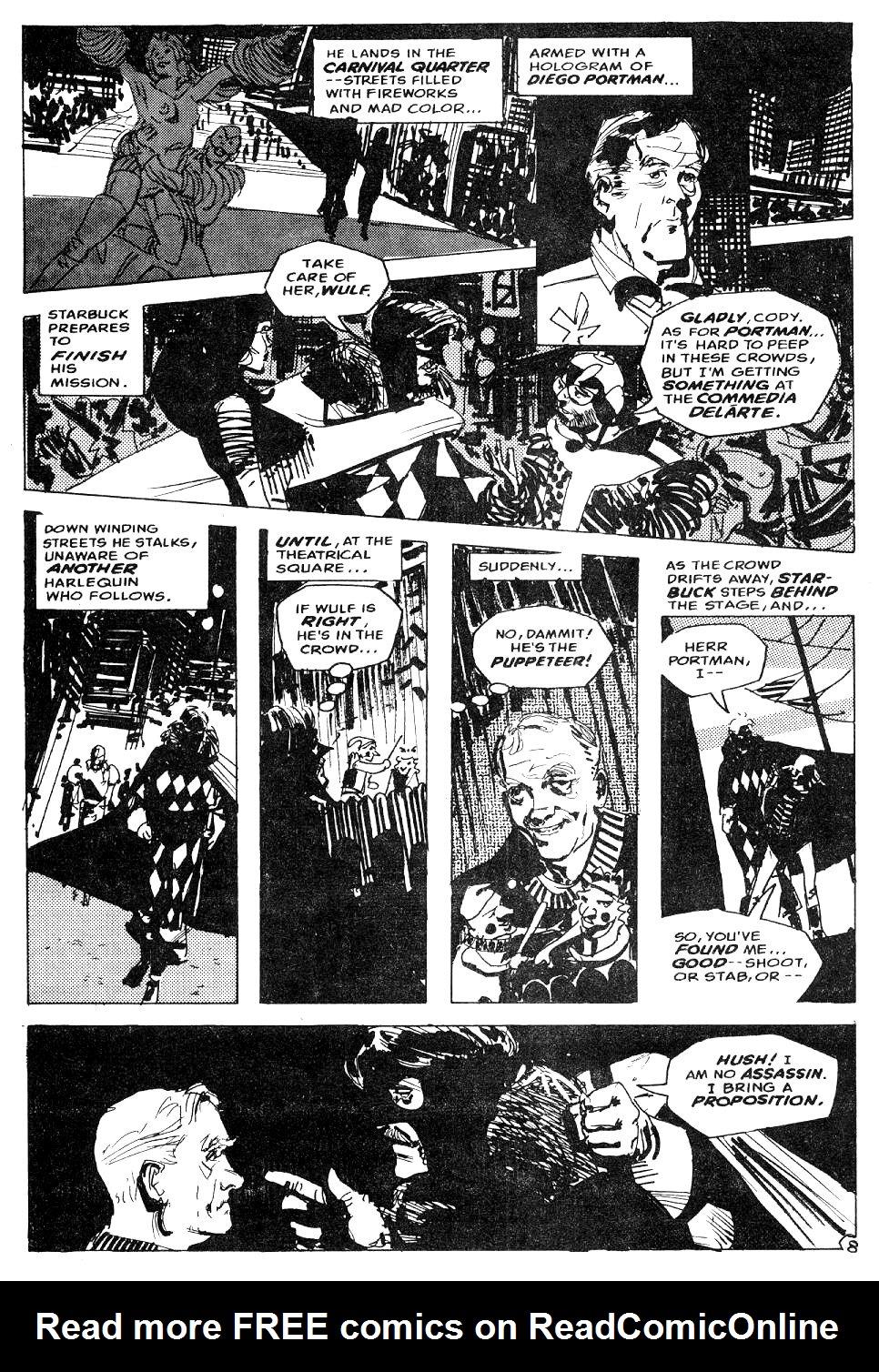 Read online Star*Reach comic -  Issue #4 - 9
