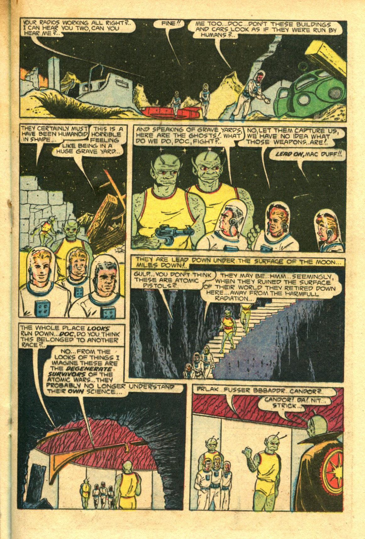 Read online Shadow Comics comic -  Issue #98 - 23