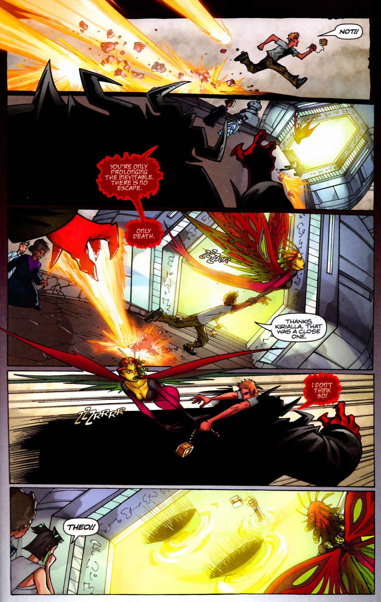 Read online Shrugged (2006) comic -  Issue #8 - 29