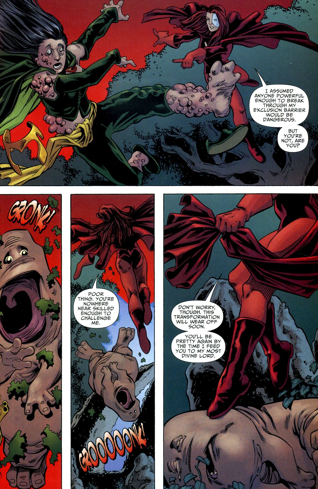Read online Shadowpact comic -  Issue #2 - 17