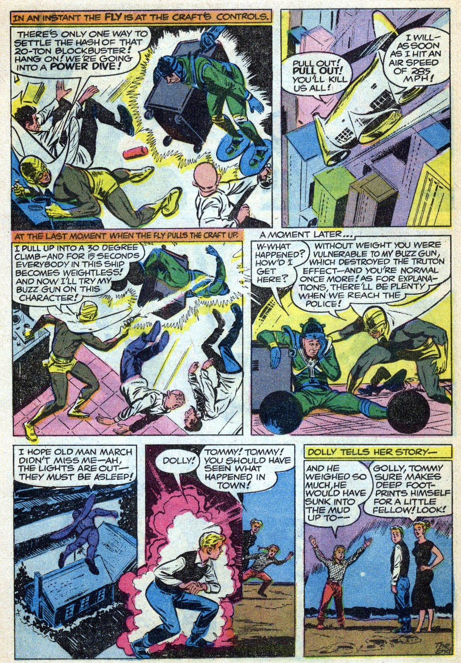 The Fly (1959) issue 3 - Page 24