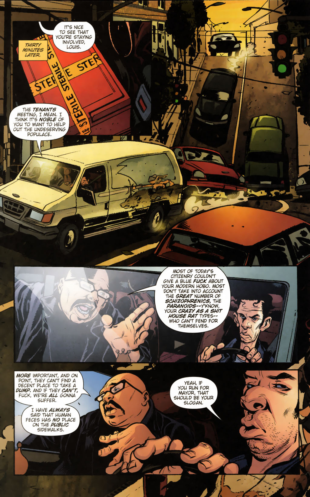 Read online Caper comic -  Issue #9 - 13