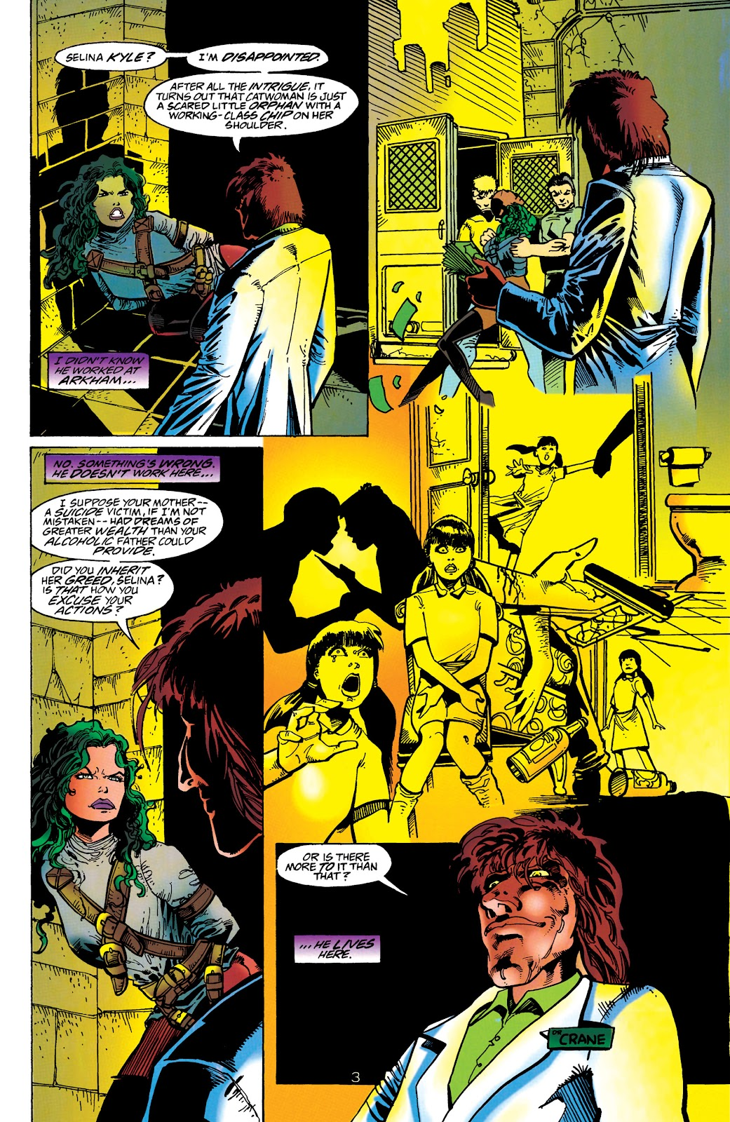 Catwoman (1993) Issue #60 #65 - English 4
