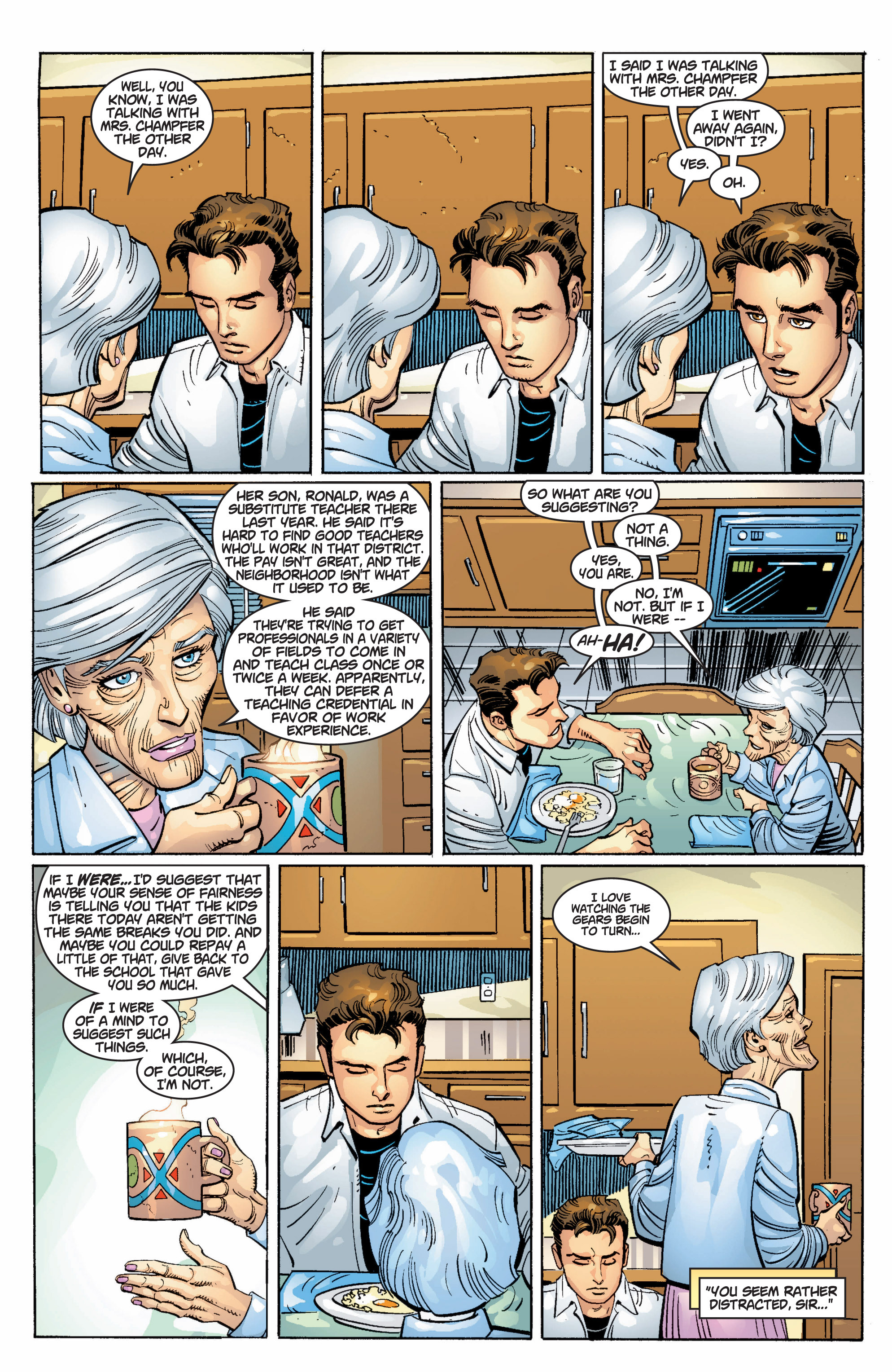 The Amazing Spider-Man (1999) 31 Page 4