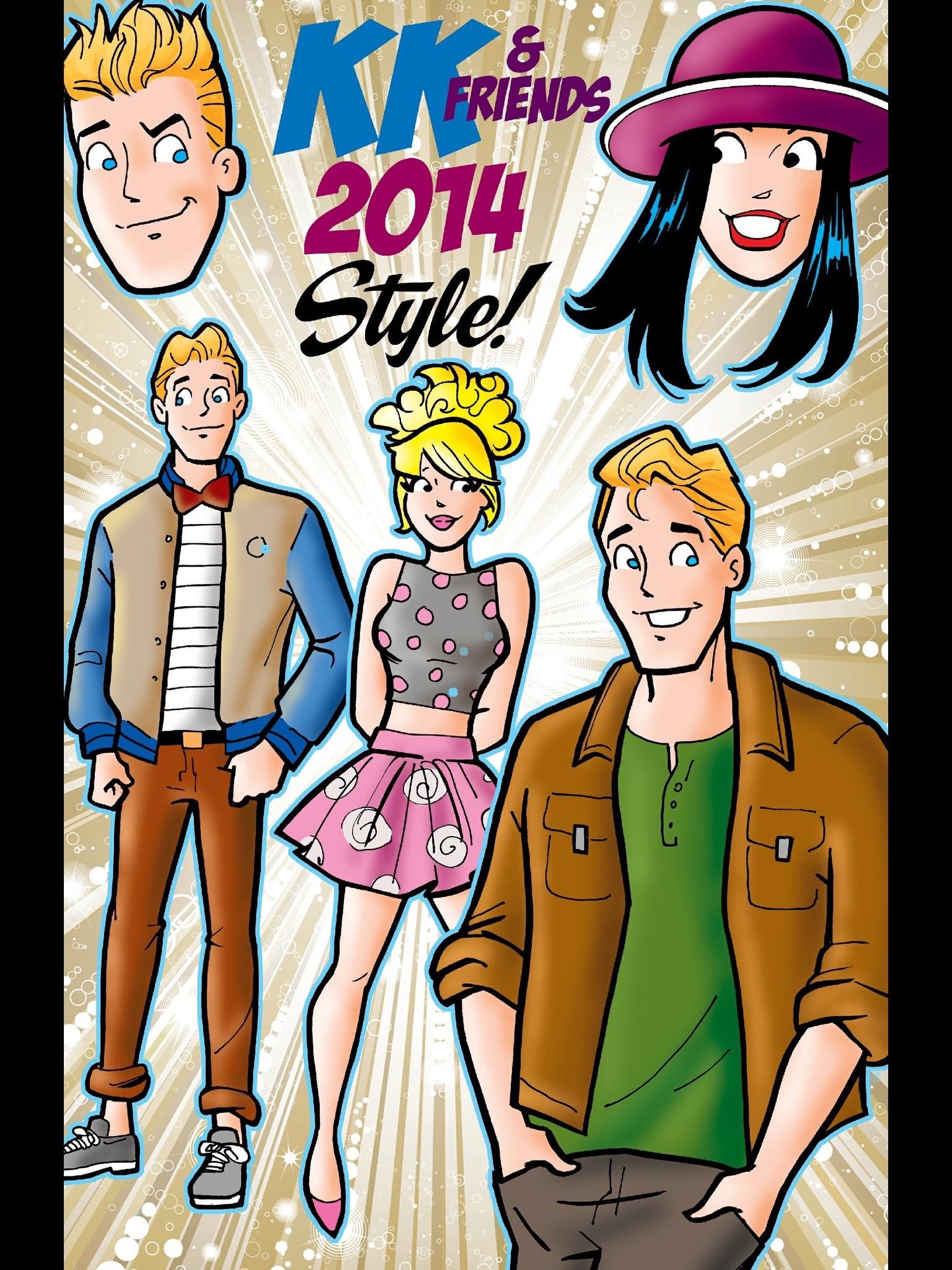 Read online Kevin Keller comic -  Issue #12 - 23