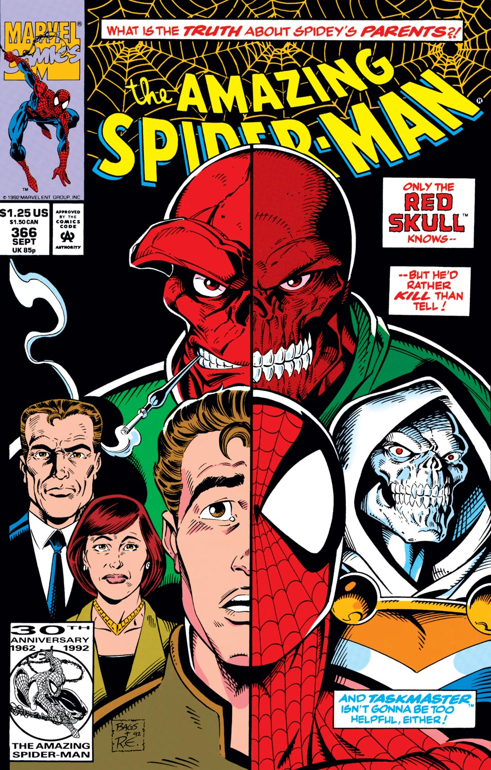 The Amazing Spider-Man (1963) 366 Page 1