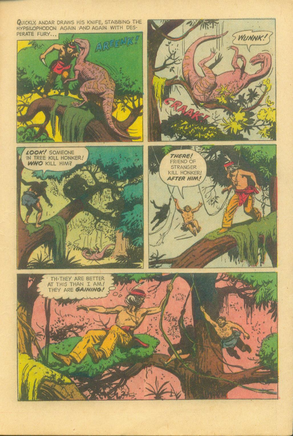 Read online Turok, Son of Stone comic -  Issue #29 - 13