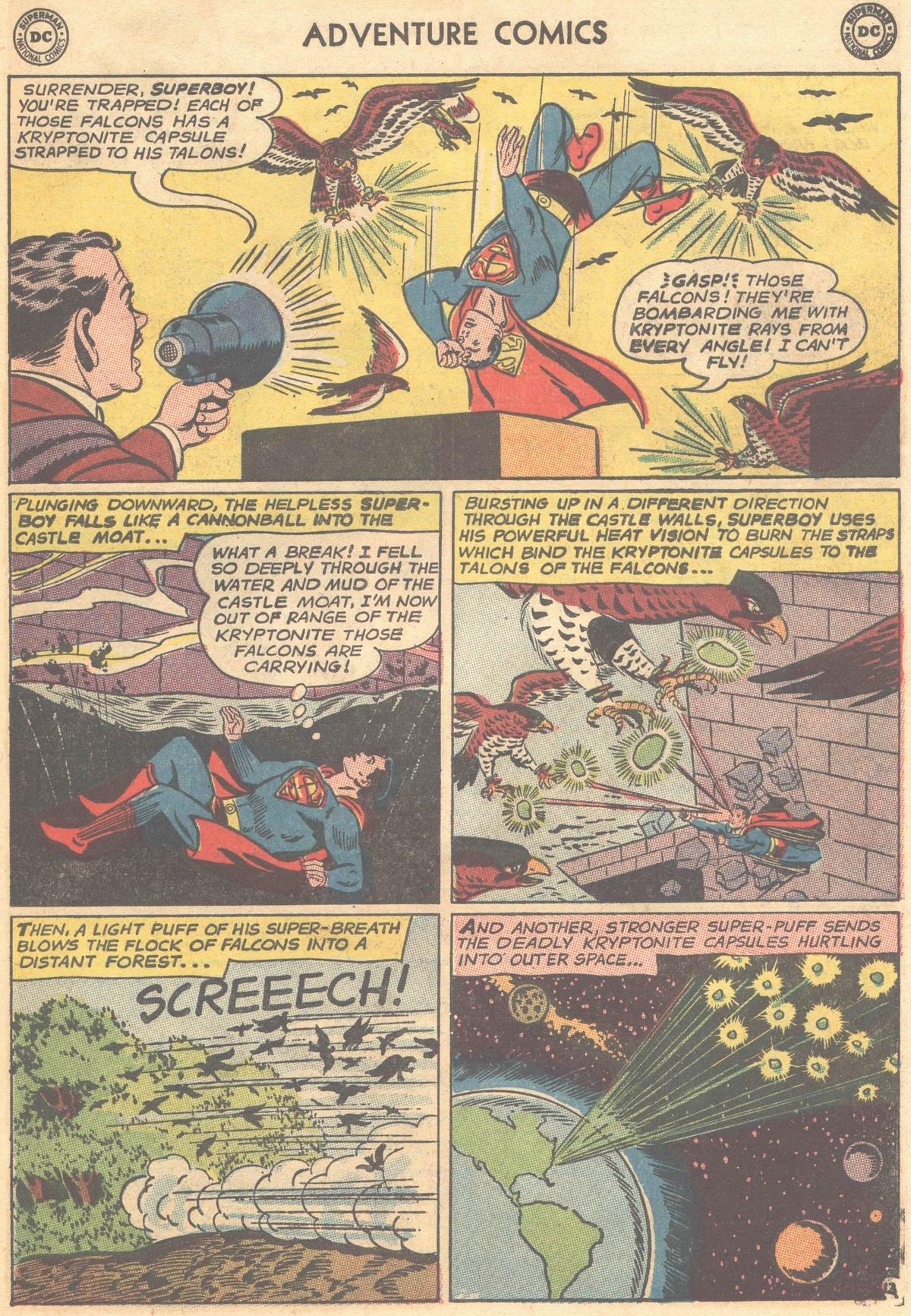 Read online Adventure Comics (1938) comic -  Issue #303 - 15