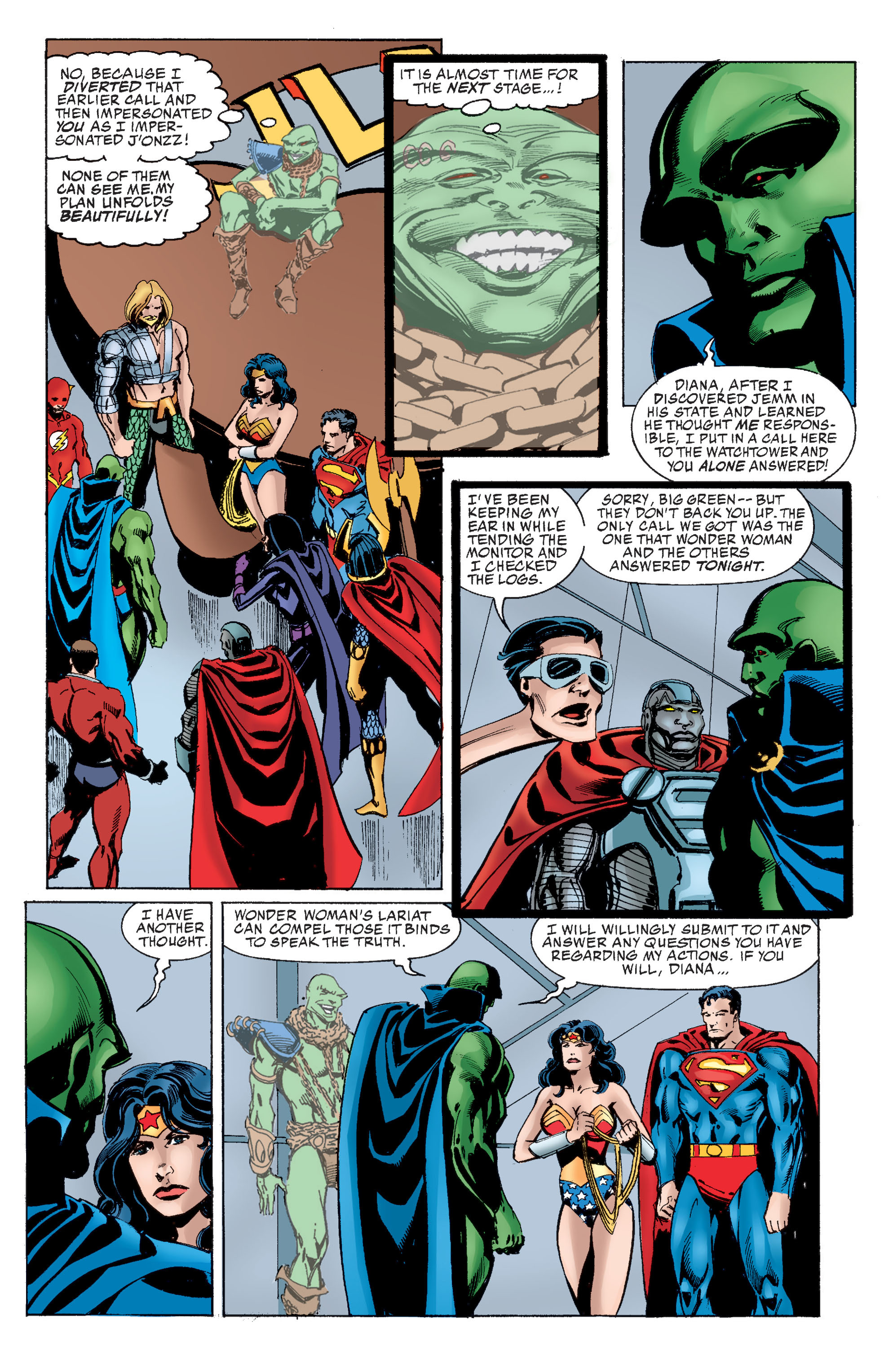 Read online Martian Manhunter: Son of Mars comic -  Issue # TPB - 177