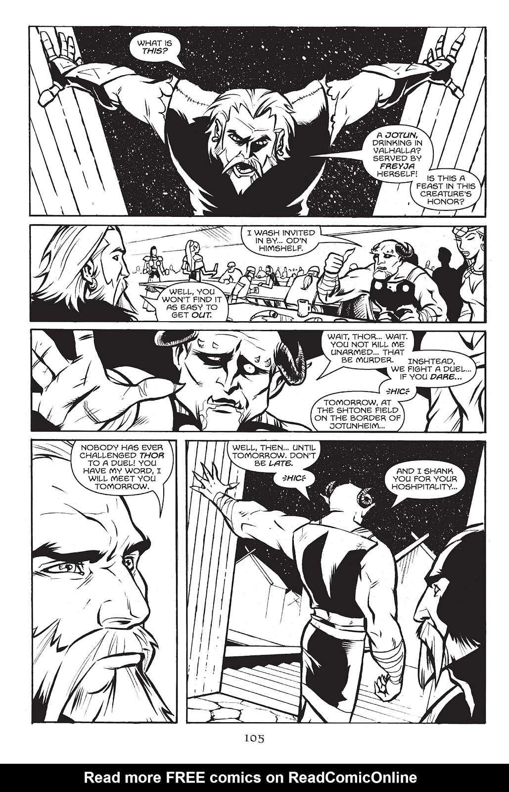 Read online Gods of Asgard comic -  Issue # TPB (Part 2) - 7