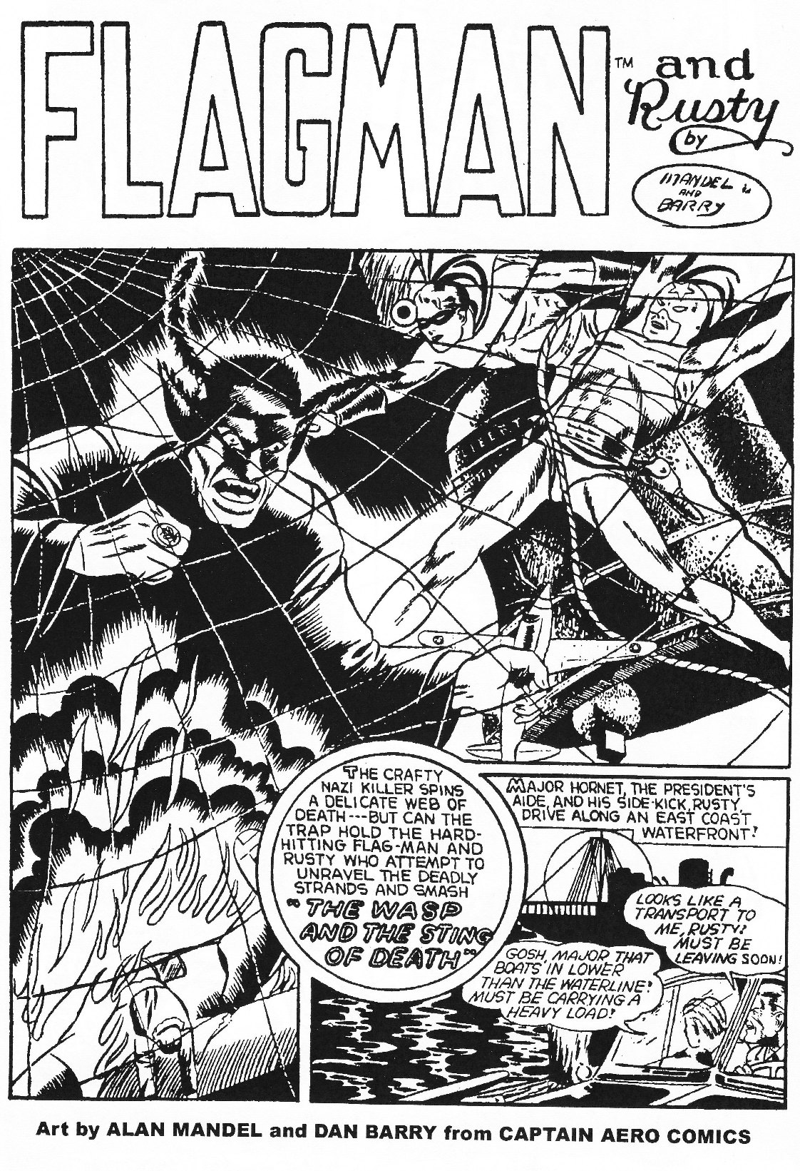 Read online Men of Mystery Comics comic -  Issue #75 - 4