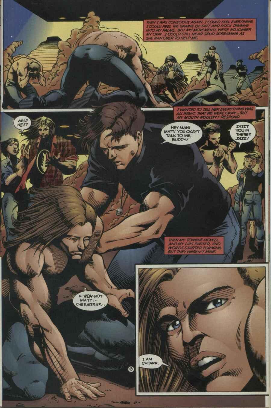 Read online Ultraverse Premiere comic -  Issue #2 - 21