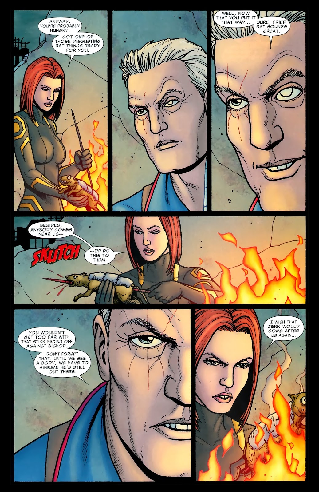 Read online X-Men: Second Coming Revelations comic -  Issue # TPB (Part 1) - 28