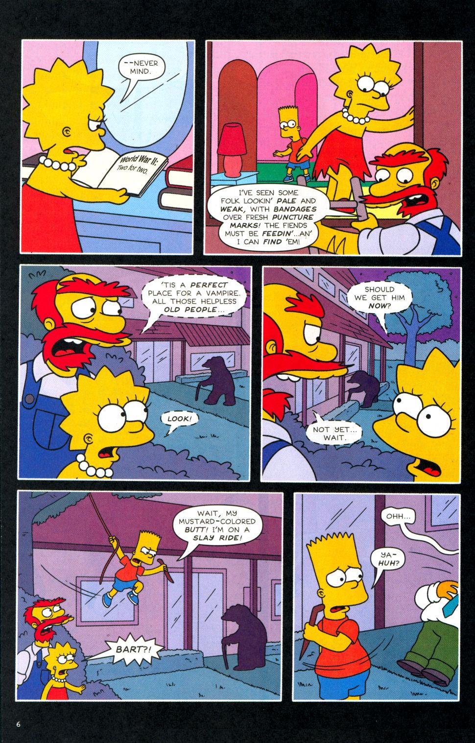 Read online Simpsons Comics Presents Bart Simpson comic -  Issue #28 - 7