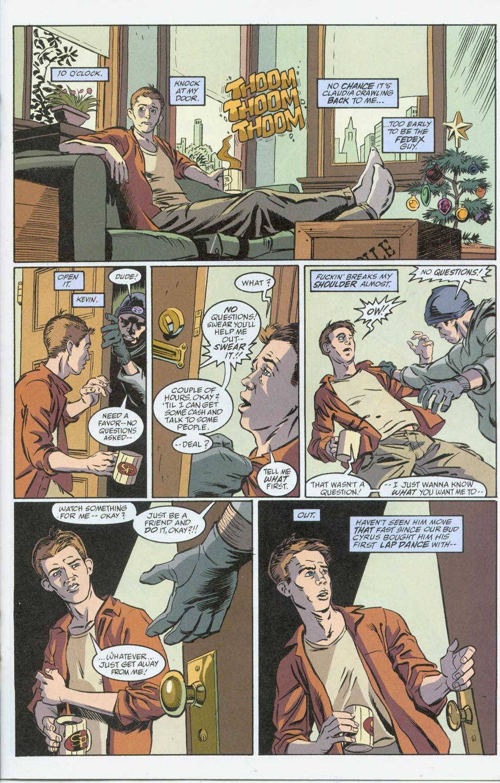 Read online Flinch comic -  Issue #9 - 16