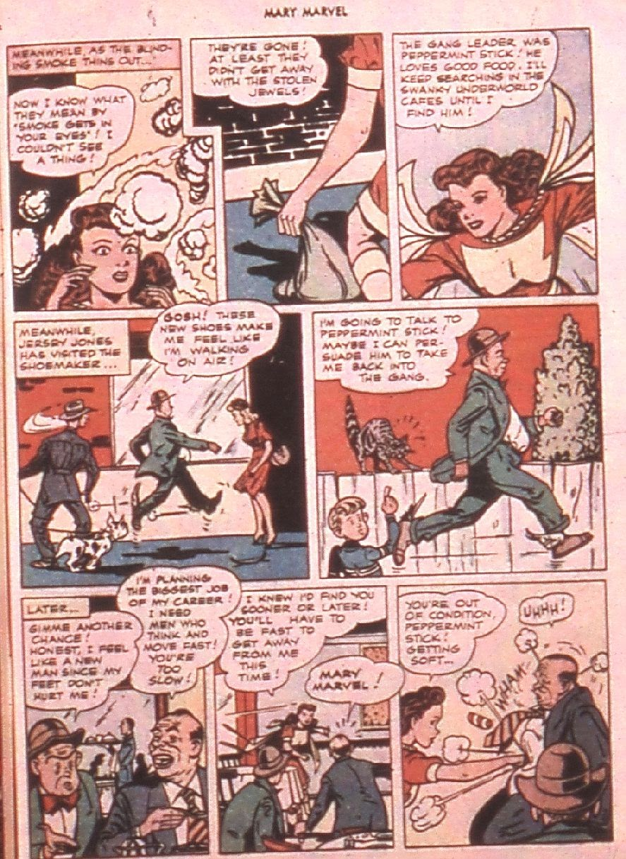 Mary Marvel issue 25 - Page 5