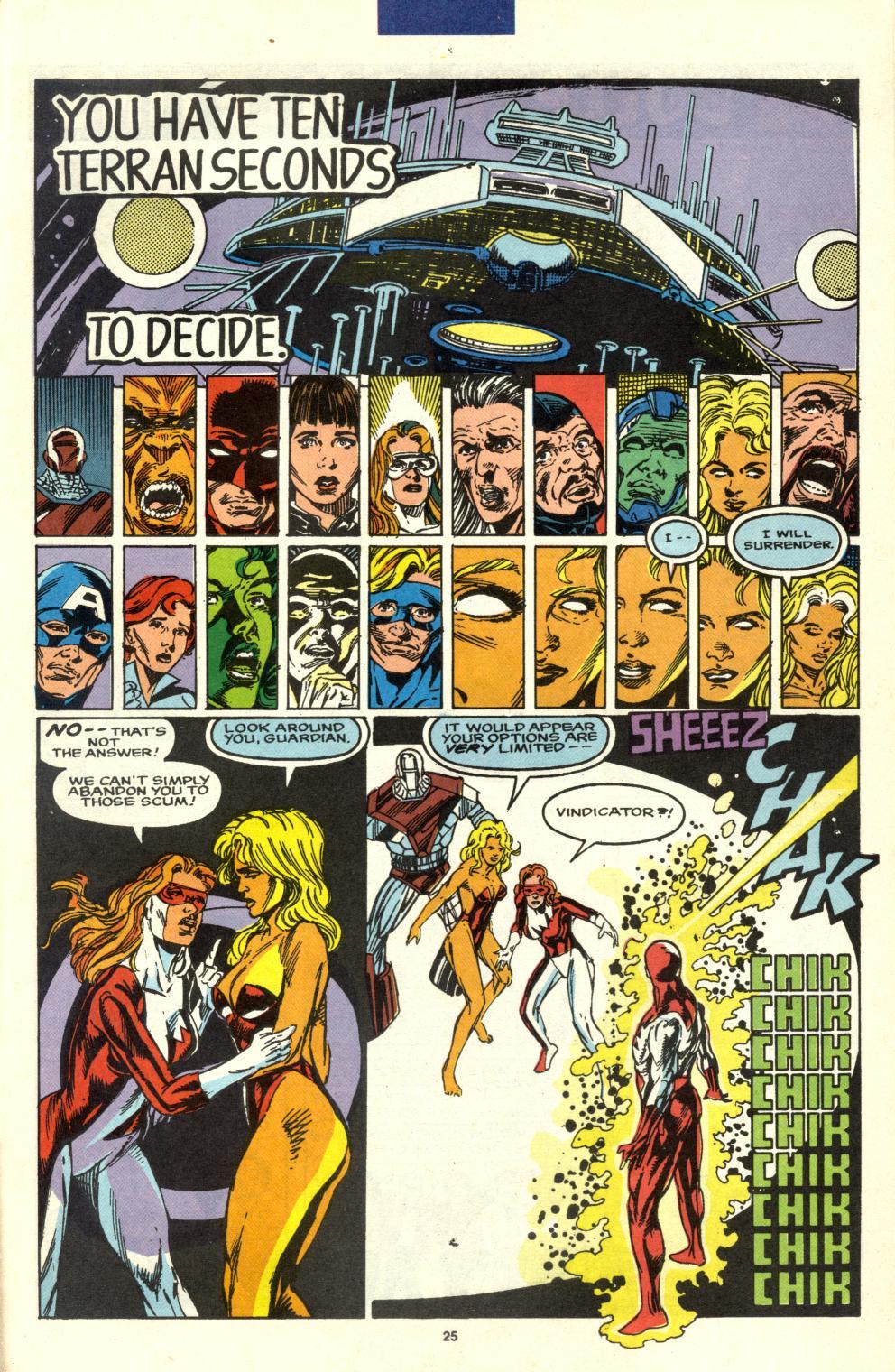Read online Alpha Flight (1983) comic -  Issue #99 - 20