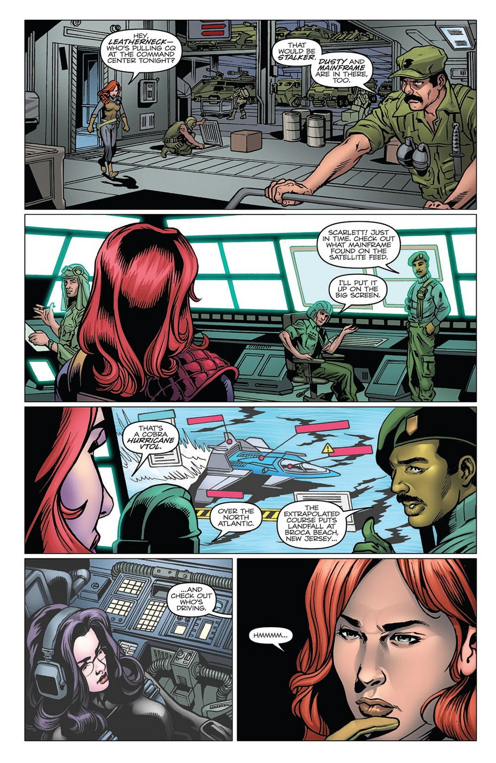 G.I. Joe: A Real American Hero 175 Page 20