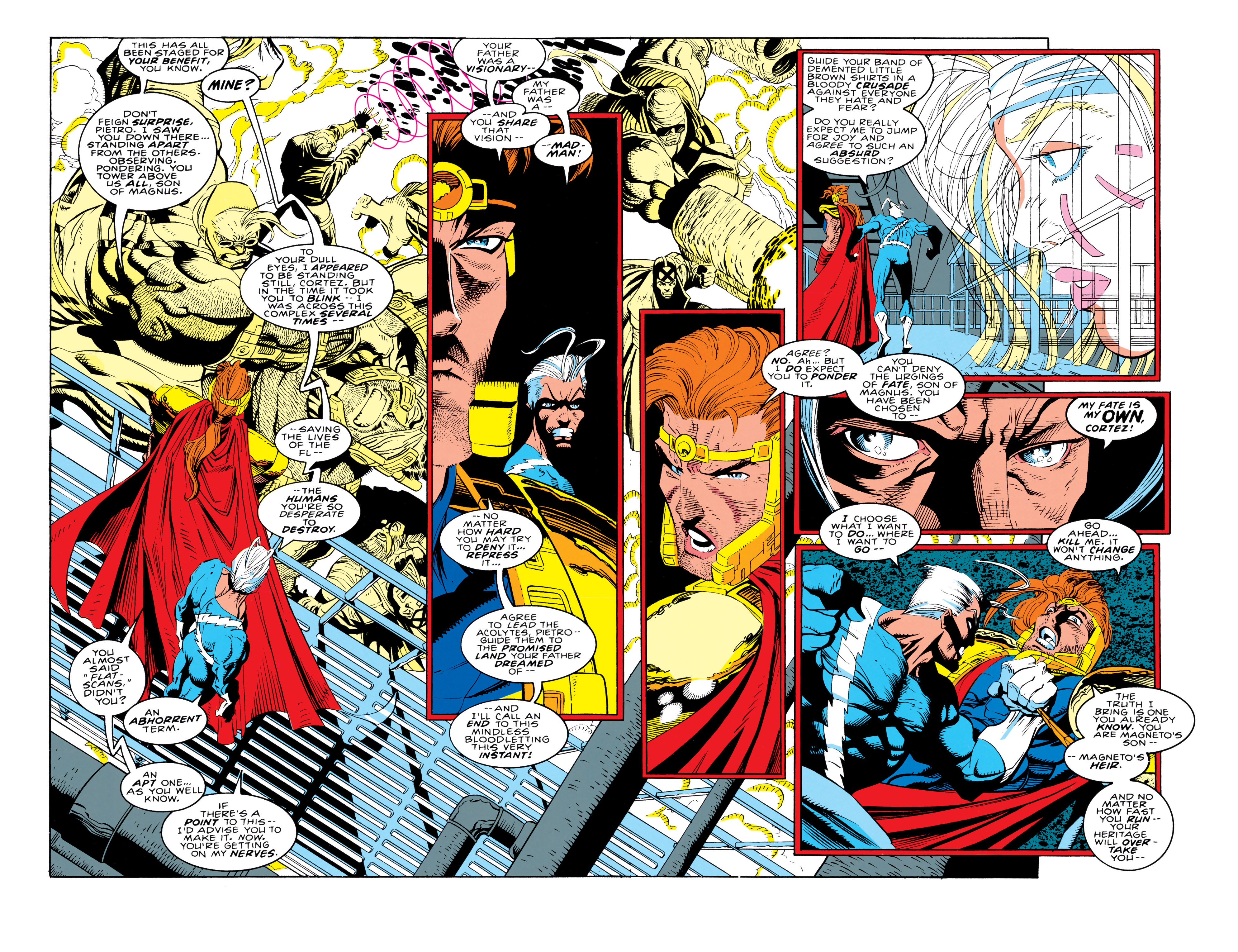 Read online X-Factor (1986) comic -  Issue #92 - 29