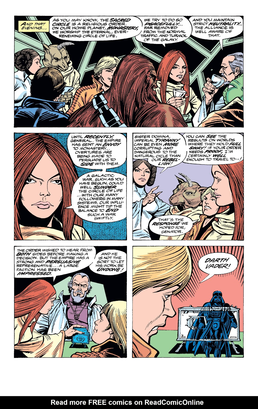 Read online Star Wars Legends: The Original Marvel Years - Epic Collection comic -  Issue # TPB 2 (Part 3) - 49