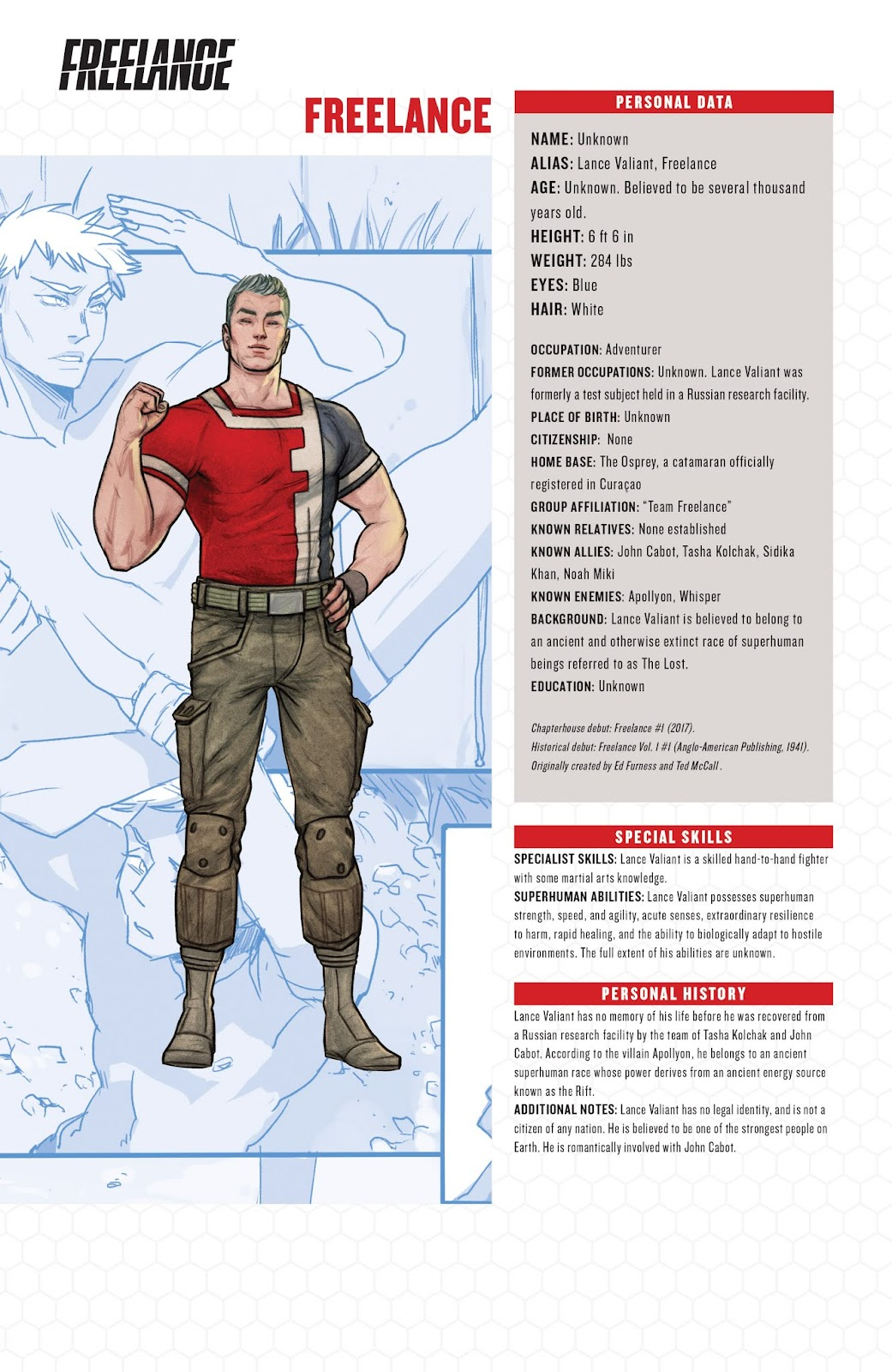 Captain Canuck: Invasion (Canada Day 2018) issue Full - Page 30