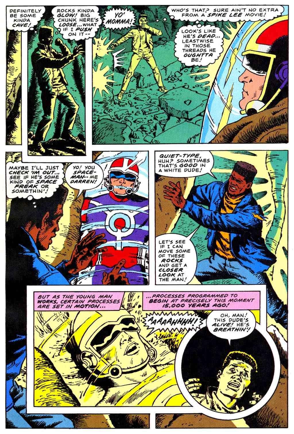 Read online Bombast comic -  Issue # Full - 5