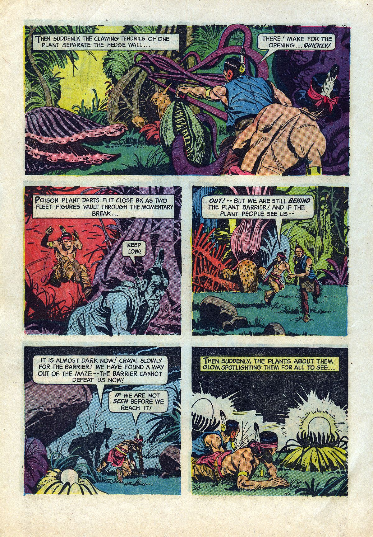 Read online Turok, Son of Stone comic -  Issue #45 - 26