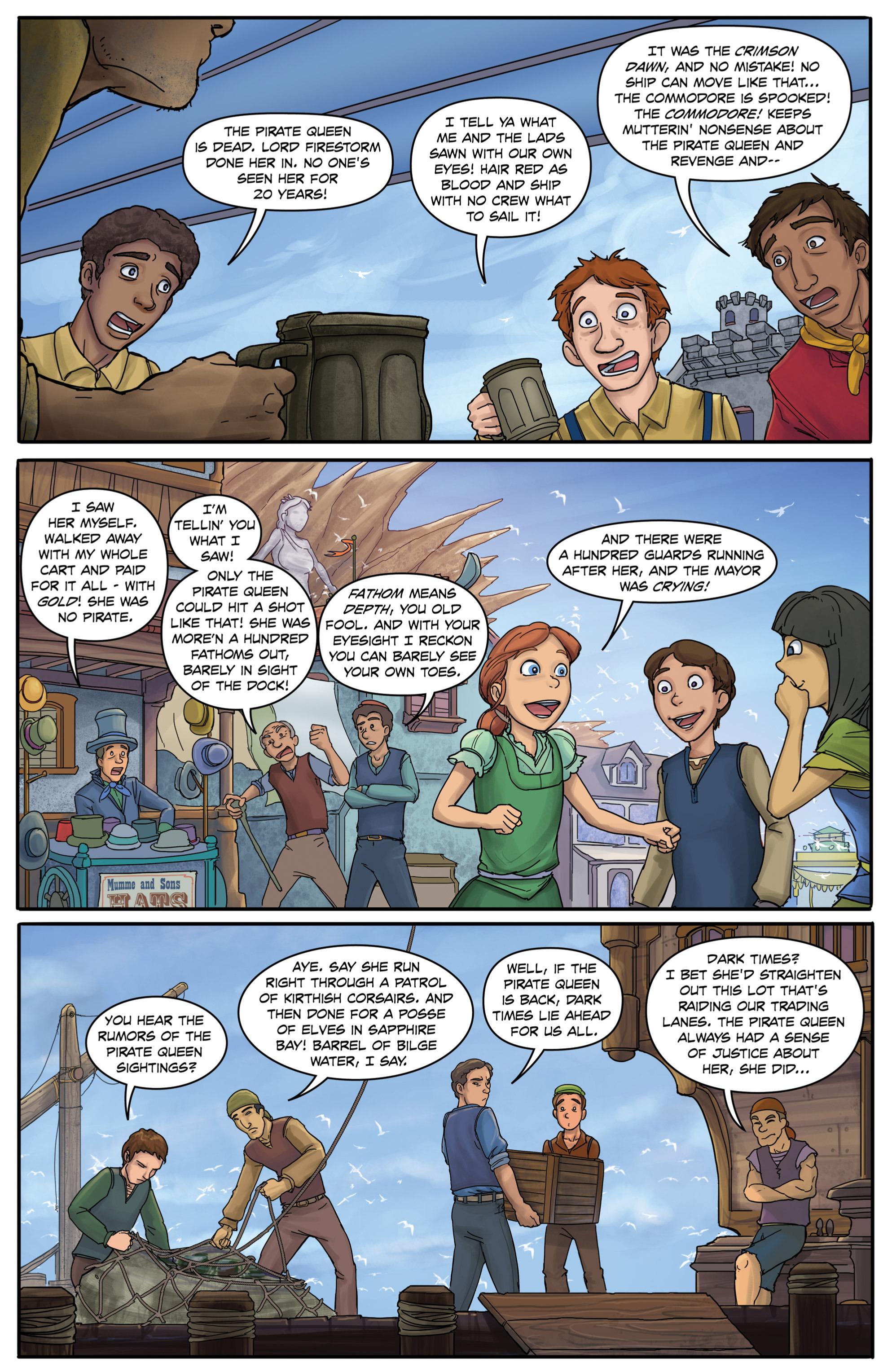 Read online Anne Bonnie comic -  Issue #3 - 3