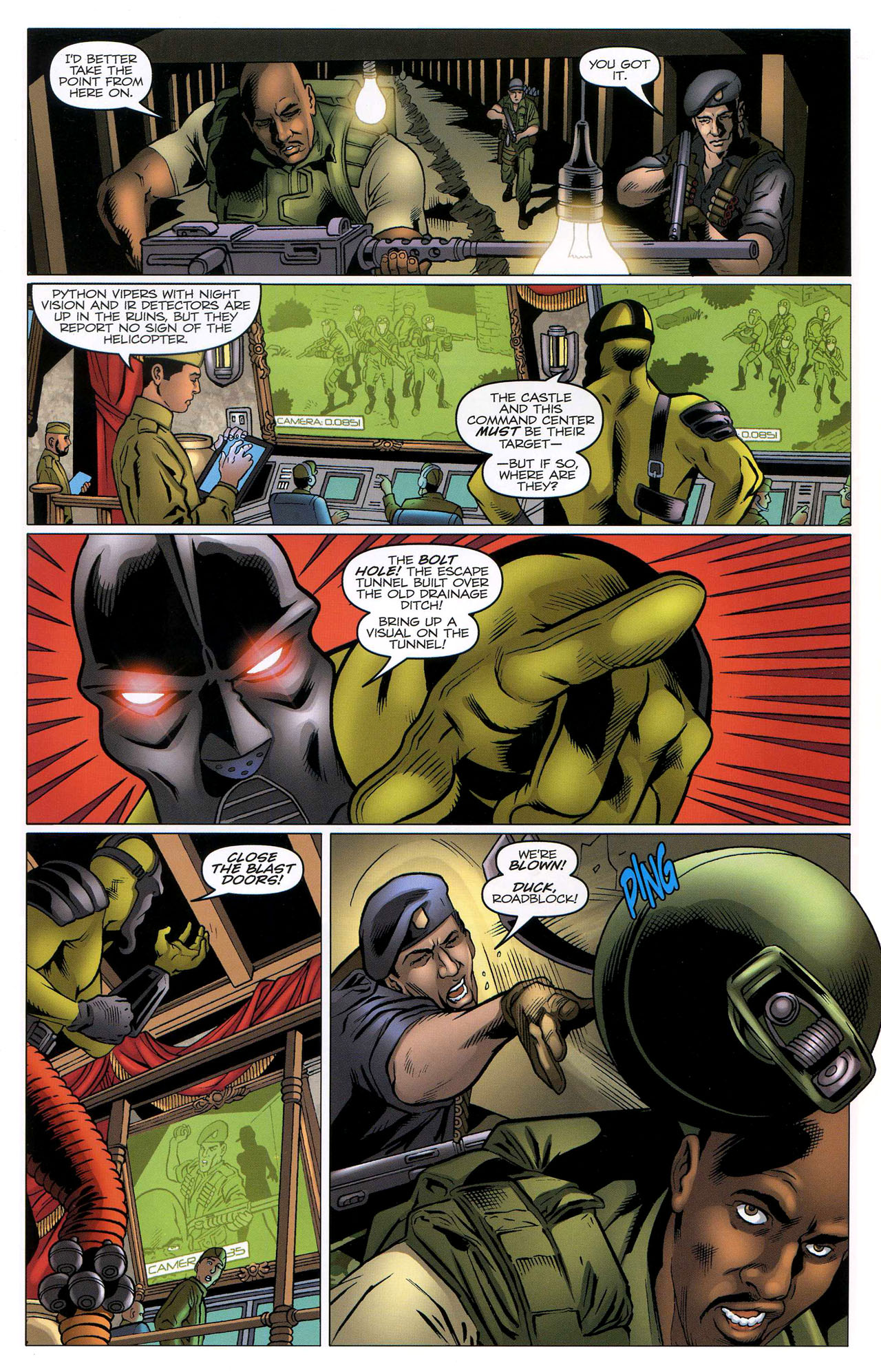 G.I. Joe: A Real American Hero 171 Page 11
