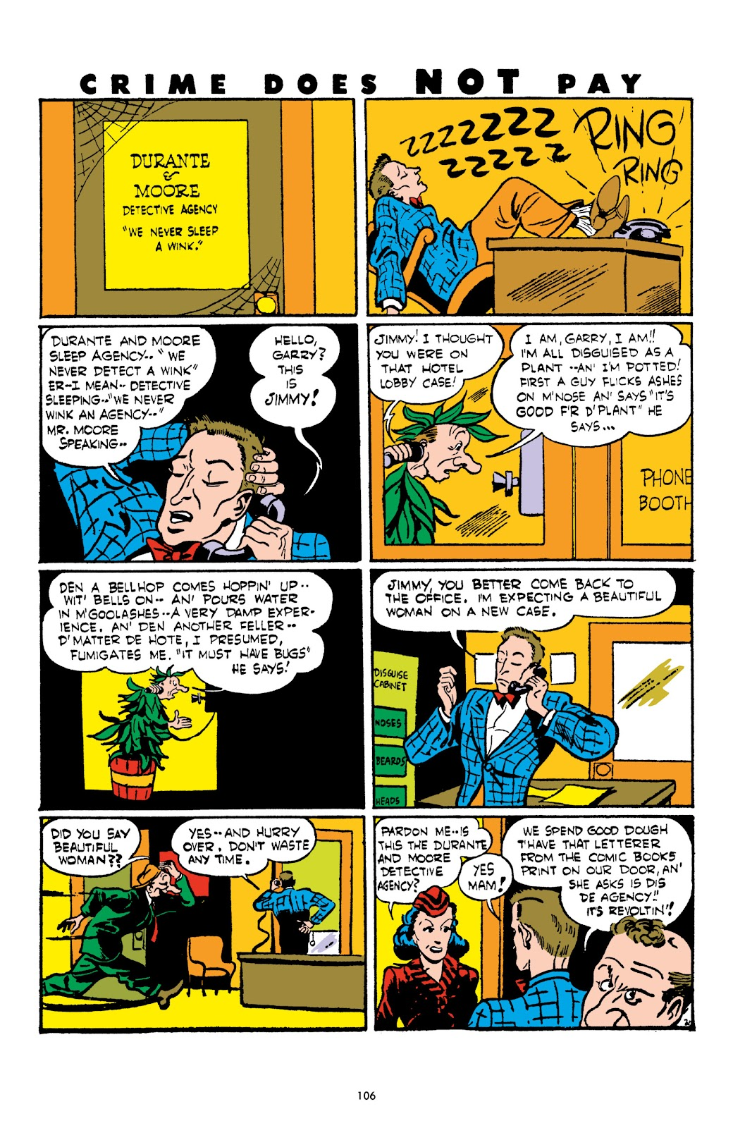 Read online Crime Does Not Pay Archives comic -  Issue # TPB 4 (Part 2) - 6