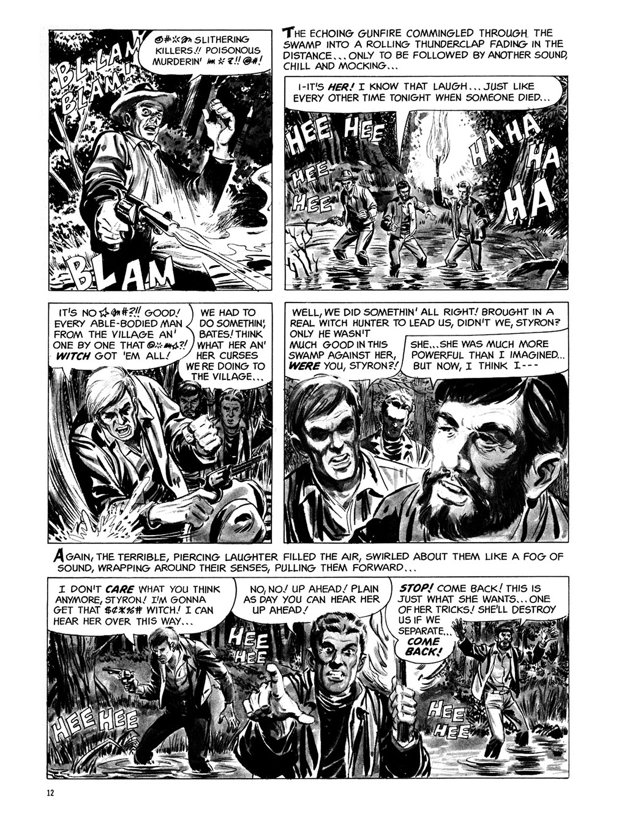 Read online Eerie Archives comic -  Issue # TPB 3 - 13